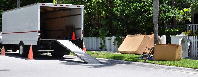 Location camionnette déménagement